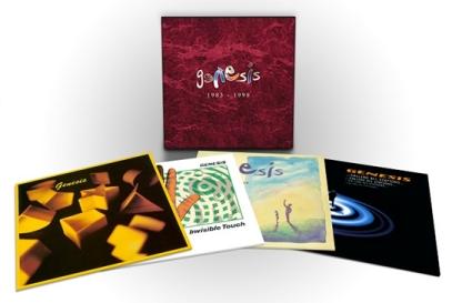 Genesis Box-Set