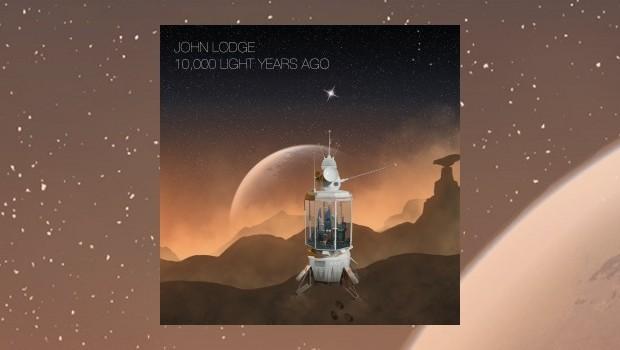 John Lodge - 10,000 Light Years Ago