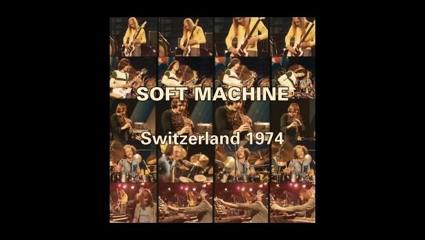 Soft Machine - Switzerland 1974