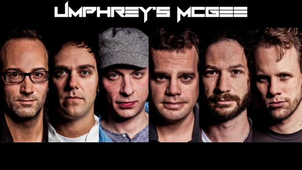 Umphrey's McGee TPA 2015 banner