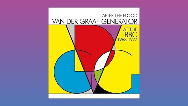 VdGG - After The Flood At The BBC 1968-1977