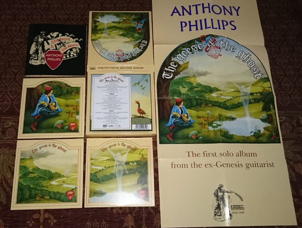 Anthony Phillips - The Geese and the Ghost Box