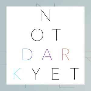 Nathan Parker Smith Large Ensemble – Not Dark Yet