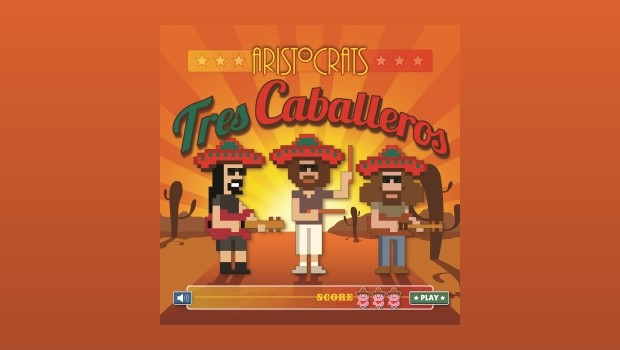 The Aristocrats - Tres Caballeros