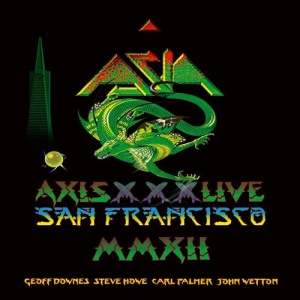 Asia - Axis XXX: Live San Francisco