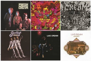Cream box-set