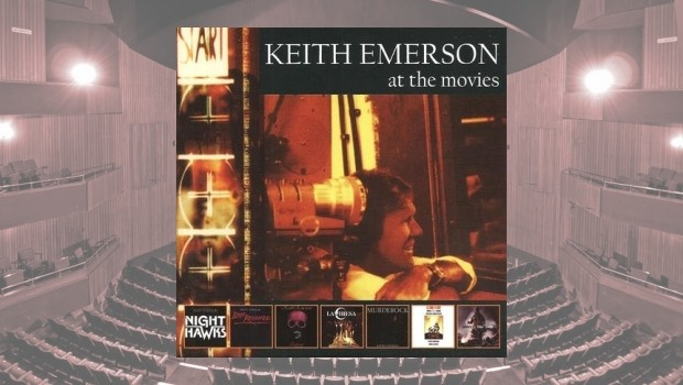 Keith Emerson – At The Movies