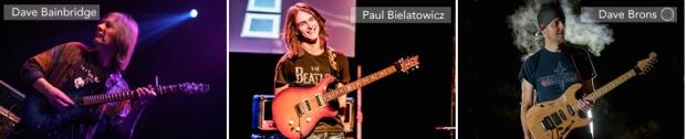 GB3 - Guitarists