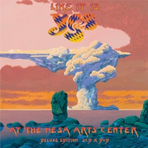 Yes - Mesa Arts Centre - cover