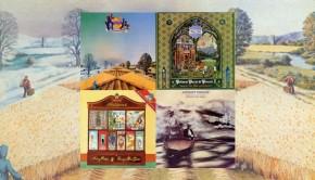 Anthony Phillips - Private Parts & Pieces [5 disc set]