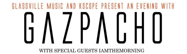Gazpacho - Molok 2015 Tour