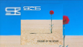 The Skys - Colour in the Desert