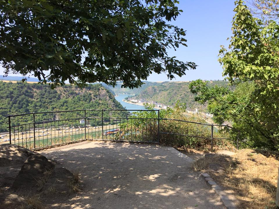 View from Loreley