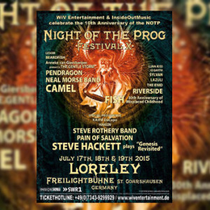Night of the Prog X