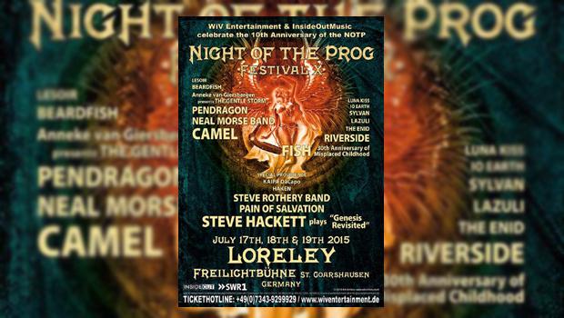 Night of the Prog X