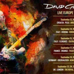 David Gilmour - Royal Albert Hall