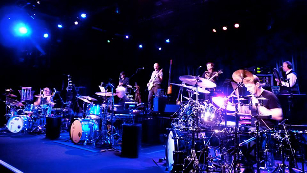 King Crimson (courtesy of Sid Smith/DGM)