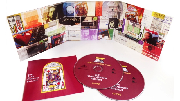 Alan Parson Project - The Turn Of A Friendly Card [Deluxe Edition]