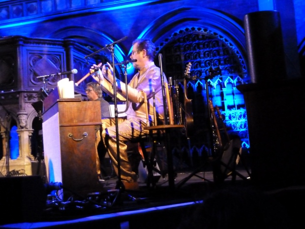 Gryphon - Union Chapel