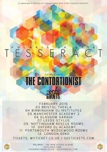 TesseracT poster