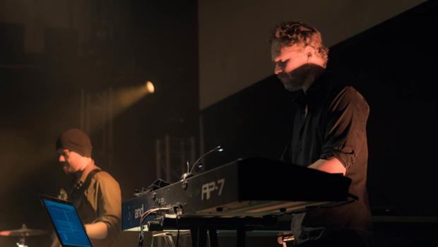 Thomas Anderson, Gazpacho - Live 2015 - photo copyright Gabriele Peloso for rebelrebelmusic.com