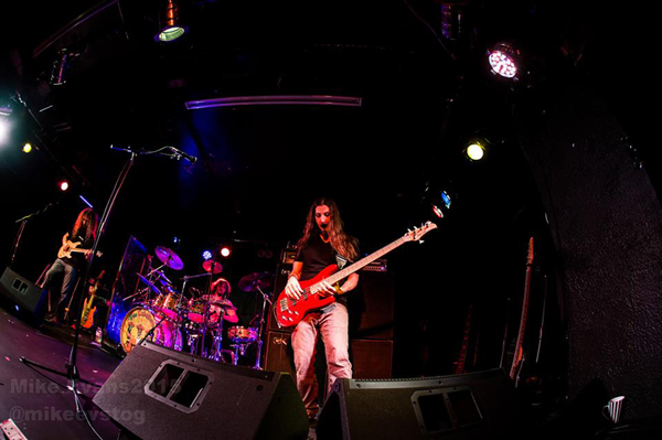 The Aristocrats 2 - photo by Mike Evans
