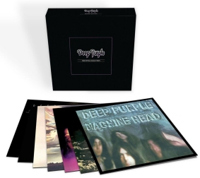 Deep Purple: The Vinyl Collection