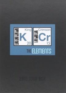 King Crimson - 2015 Tour Box