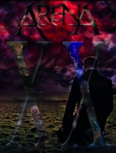 Arena - XX DVD