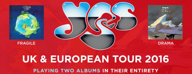 Yes - 2016 Tour