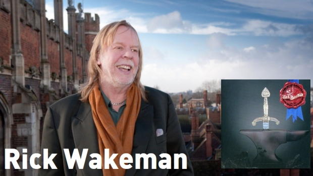 Rick Wakeman The Myths And Legends Of King Arthur And The Knights Of The Round Table