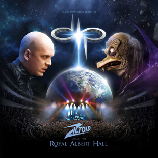 Devin Townsend - Ziltoid Live at the RAH