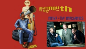 Mike & The Mechanics TPA logo
