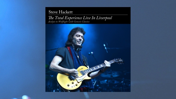 Steve Hackett - The Total Experience Live In Liverpool