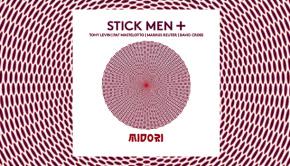 Stick Men & David Cross - Midori