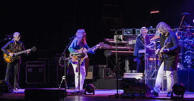 Yes - Band. Photo by Anthony Firmin