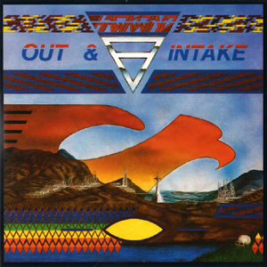 Out & Intake - front cover