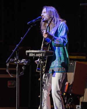 Yes - Jon Davison. Photo by Anthony Firmin