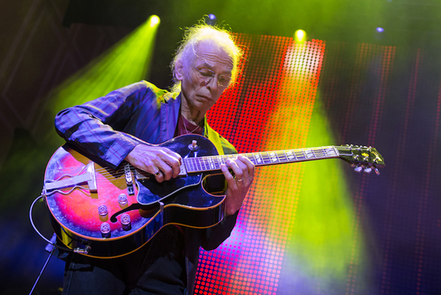 7. Yes - Steve Howe. Photo by Adam Kennedy