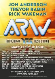 ARW Tour Poster