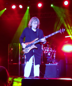 Yes - Billy Sherwood 2