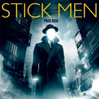 Stick Men - cover