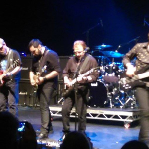 Blue Öyster Cult, photo by Michael Quilligan