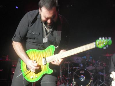 Richie Castellano - photo by Tom O'Hanlon