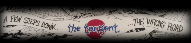 The Tangent - A Few Steps banner