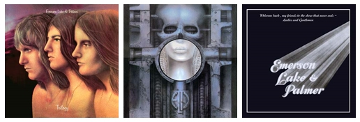 ELP_album_covers