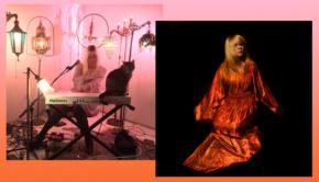Janel Leppin - Songs for Voice & Mellotron - Mellow Diamond