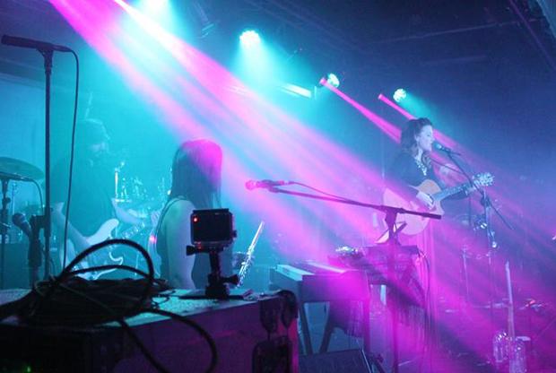 Heather Findlay Band - photo by Tony Colvill