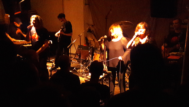 Magma - Cafe OTO, Sept 2016