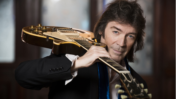 Steve Hackett - photo by Tina Korhonen